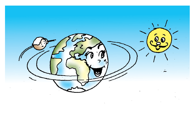 poéme le soleil et la terre 4 ème madrassatii com - Copie