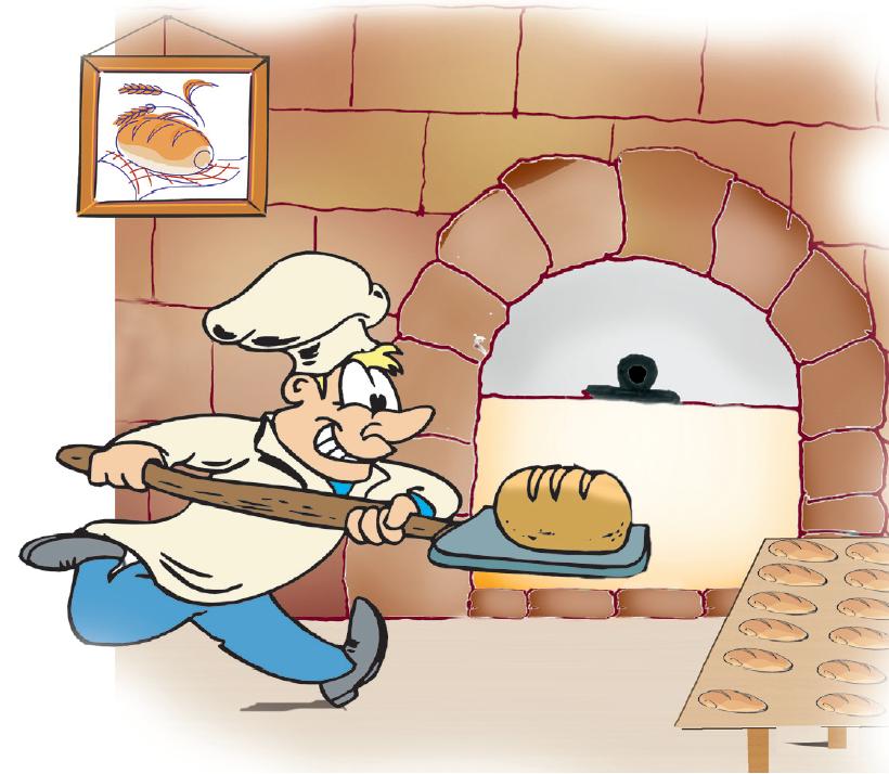 Poème le boulanger 1 livre de lecture 6 ème