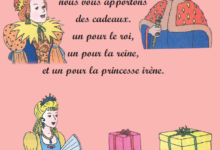 صورة Poème les cadeaux livre de 3 ème