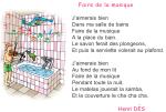 Photo of Poème Faire de la musique Livre de 4 ème année