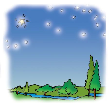 poème une étoile 4 ème  madrassatii com - Copie