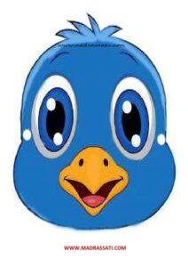 قناع السلحفاة العصفور الدجاجة الصرار الراوي الجد موقع مدرستي كوم masque_004