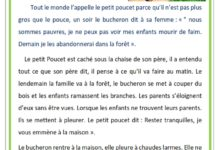 Photo of conte : le petit Poucet