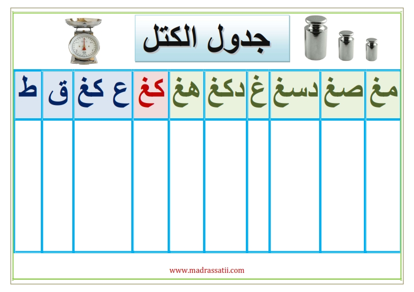 jadwal alkoutal madrassatii_001