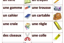Photo of les fournitures scolaires
