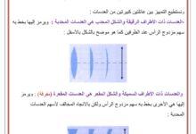 Photo of انواع العدسات : وسائل اصلاح عيوب الرؤية