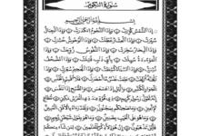 Photo of الدليل المرجعي لتدريس التربية الاسلامية السنة السادسة أساسي