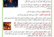 Photo of تفسير مبسّط لسورة البروج