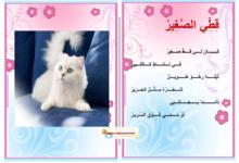 Photo of محفوظات النعامة ، تحية المعلم ، الولد المهذب ، قطي الصغير ، مدرستي