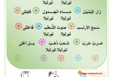 Photo of أنشودة وطني الأخضر – تحضيري