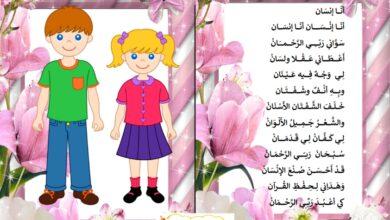 Photo of أنشودة أنا إنسان