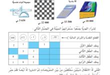 صورة كتاب الرياضيات السنة الرابعة من التعليم الأساسي
