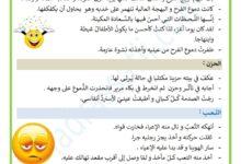 Photo of وصف حالة : الفرح ، الحزن ، الغضب ، القلق ، الخوف