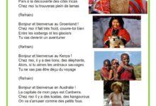 Photo of Chanson : enfant de tous pays