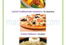 صورة Gastronomie des pays – Cuisine Traditionnelle à travers le monde