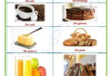 Photo of Les repas et les aliments – le petit déjeuner , le déjeuner et le dîner