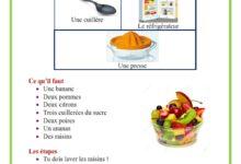 صورة Recette : une salade de fruits