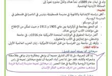 Photo of روّاد الفكر و الأدب :  ميخائيل نعيمة