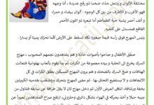 Photo of وصف مهرج في السيرك