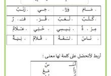 Photo of مراجعة يومية للحروف : حرف الألف (2)