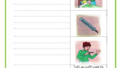 Photo of تدريب في مادة الانتاج الكتابي
