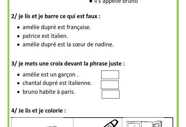 Francais 3 Luchainstitute