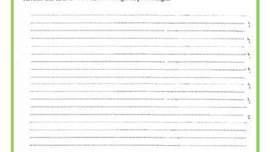 Photo of Examen de production écrite 3 ème trimestre 6 ème année – sujet : un oiseau dans la cage