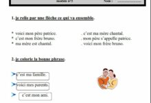 Photo of cahier de français pour les élèves de 3 ème année