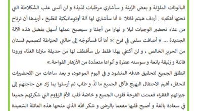 Photo of انتاج كتابي عيد الأمهات
