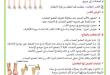 Photo of الحوادث التي تصيب العظام و العضلات و المفاصل