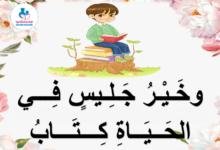 صورة أقوال حول قيمة الكتاب و المطالعة و القراءة – معلقات – 13 صفحة