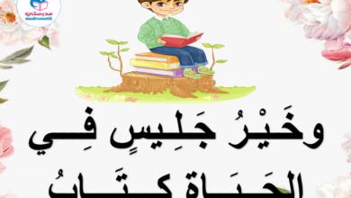 Photo of أقوال حول قيمة الكتاب و المطالعة و القراءة – معلقات – 13 صفحة