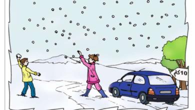 Photo of العائلة تزور عين دراهم للتمتّع بمنظر الثلوج – التواصل الشفوي – السنة الثانية الثلاثي الثاني