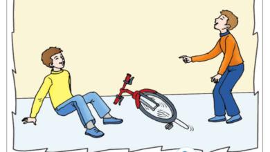 Photo of درس في تعلّم ركوب الدّراجة – تواصل شفوي – السنة الثانية الثلاثي الثاني