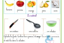 Photo of Recette une salade des fruits