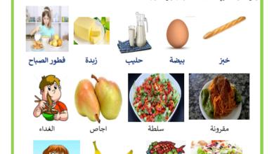Photo of أهمية التغذية السليمة بالنسبة للإنسان