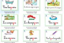 صورة Affichage de classe des mots avec gn
